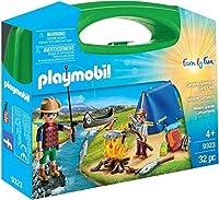 Playmobil Camping Adventure Carry Case Building Set [並行輸入品]