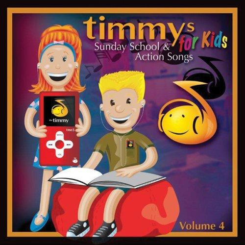 Vol. 4-Sunday School Songs