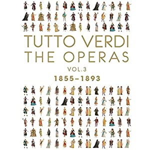 Tutto Verdi Operas 3 (1855 - 1893) [Blu-ray] [Import]