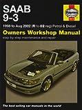 Saab 9-3 Petrol and Diesel Service and Repair Manual: 1998 to 2002 (Haynes Service and Repair Manuals)