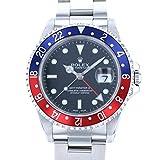 ロレックス ROLEX GMTマスタ- II 16710 中古 腕時計 メンズ