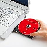 サンワサプライ アウトレット マルチレンズクリーナー(乾式)CD-MDD 箱にキズ、汚れのあるアウトレット品です。