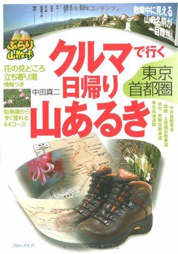 クルマで行く日帰り山あるき 東京・首都圏 (ブルーガイド ぶらり山散歩)の詳細を見る