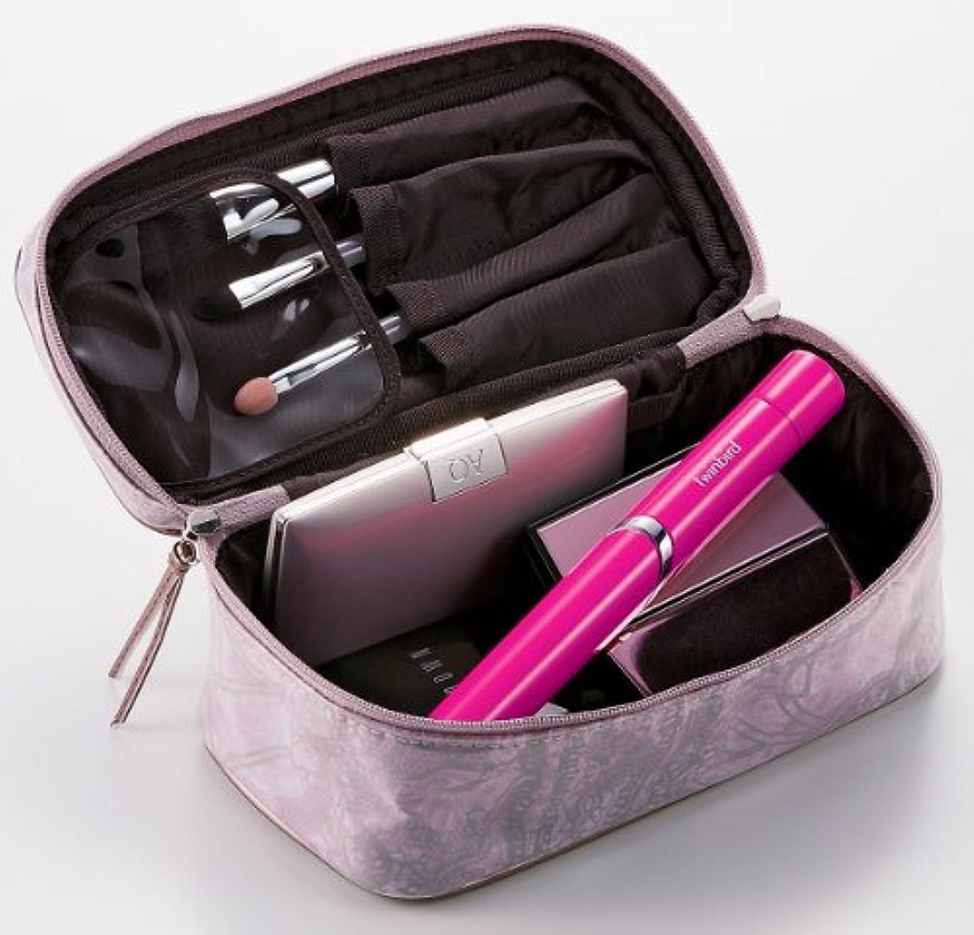 口実カナダ抱擁ツインバード 音波振動式歯ブラシ BD-2741 ピンク?BD-2741P