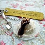 アルタ 小さなお菓子ストラップ3 バニラアイス AT089932