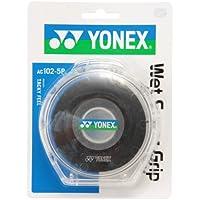 ヨネックス(YONEX) テニス バドミント グリップテープ ウェットスーパーグリップ(5本入) AC102-5P