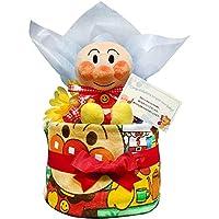 おむつケーキ アンパンマン 出産祝い 男の子 1501(1歳のお誕生日プレゼント)