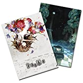 Deemo GOODS COLLECTION クリアファイル/B ホワイト