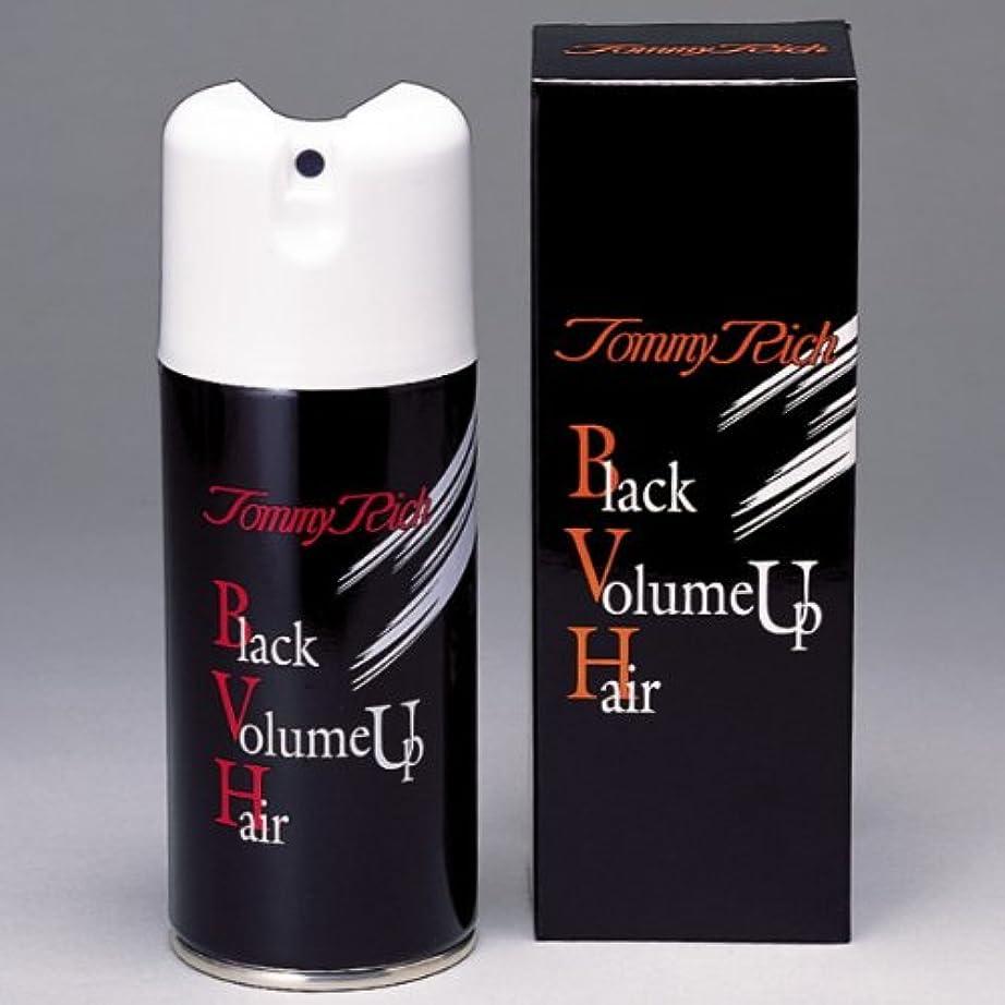 ロータリーを除くジャム『ブラックヘアー』 (ブラック)