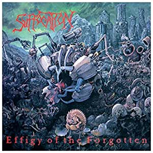 Amazon.co.jp: Suffocation : Effigy of the ...