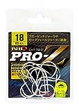金龍 ジギングフック NIQ PRO-Z シルバー 18