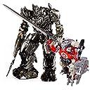 JQ trend おもちゃ 変形 ロボット BLACKMANBA LS06 (LS-06)