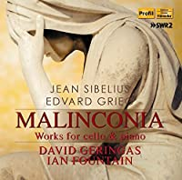 Sibelius & Grieg: Malinconia - Works for Cello & Piano (2013-05-03)