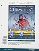 Fundamentals of General Organic and Biological Chemistry Books a la Carte Plus Mastering Chemistry with Pearson eText - Access Card Package (8th Edition)【洋書】 [並行輸入品]