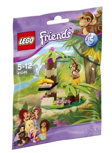 レゴ フレンズ オランウータンとバナナツリー 41045
