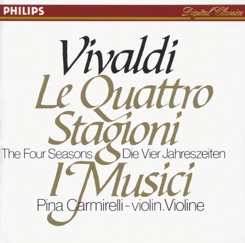 協奏曲集《四季》作品8-第4番ヘ短調RV297《冬》