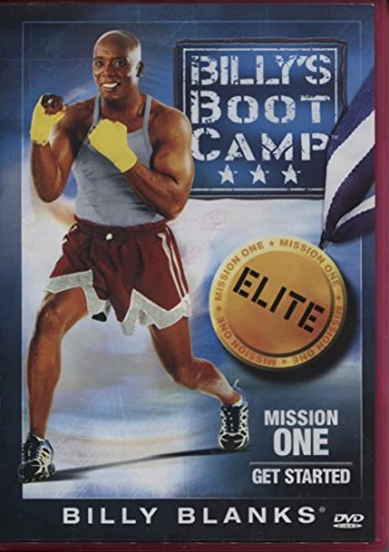 暴露インタネットを見る低下Bootcamp Elite Mission One: Get Started [DVD]