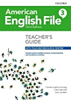 American English File 3e Teachers Book 3 Pack