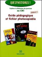 CM1 Module 1 Guide pedagogique et fichier photocopiable