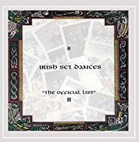8 Irish Set Dances the Official List 2