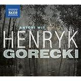 アントニ・ヴィト指揮によるヘンリク・グレツキ:作品集[3CDs]