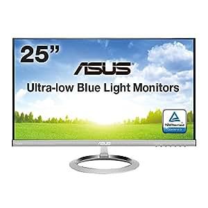 ASUS 25型フルHDディスプレイ ( AH-IPS / 広視野角178° /ブルーライト低減 / スリムベゼル / HDMI×2,D-sub×1 / スピーカー内蔵 / 3年保証 ) MX259H