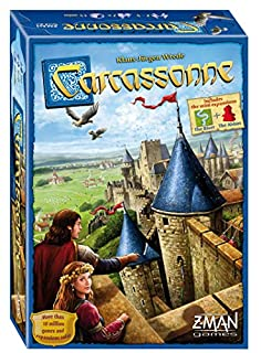 Carcassonne Board Game (B00NX627HW) | Amazon Products