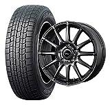 スタッドレスタイヤ・ホイール 1本セット 16インチ ダンロップ(DUNLOP) DSX-2 205/60R16 + ウェッズ