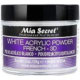Mia Secret White French - 3D Acrylic Powder 60ml