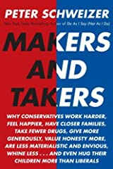 Makers and Takers: How Conservatives Do All the Work While Liberals Whine and Complain Kindle Edition