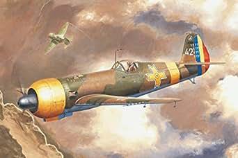 1/48 ルーマニア空軍戦闘機  IAR-80 81757 ホビーボス [並行輸入品]