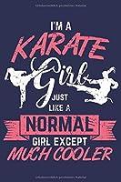 Karate Maedchen Notizbuch: Ein Buechlein fuer alle Maedchen die gerne Karate kaempfen