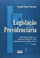Legislação Previdenciaria