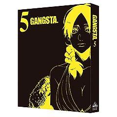 GANGSTA. 5(特装限定版) [Blu-ray]