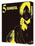 【Amazon.co.jp限定】GANGSTA. 5 (特装限定版) (オリジナルアートカード5枚付き) [Blu-ray]