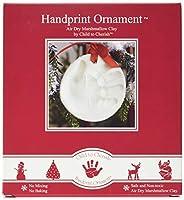 Child to Cherish Marshmallow Clay Handprint Ornament by Child to Cherish [並行輸入品]