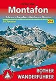 Montafon: Schruns - Gargellen - Gaschurn - Silvretta. 50 Touren. Mit GPS-Daten 画像