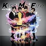 Kiss Me Fire♪九星隊のCDジャケット