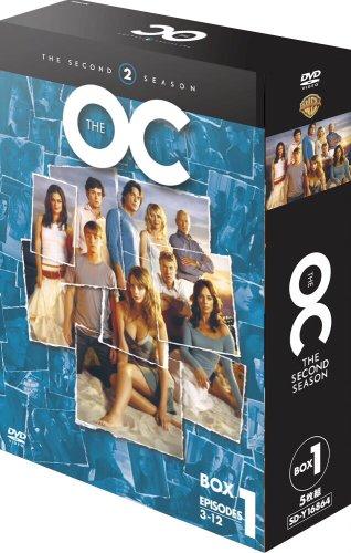 The OC 〈セカンド・シーズン〉コレクターズ・ボックス1 [DVD]の詳細を見る