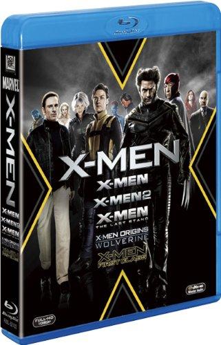 【FOX HERO COLLECTION】X-MEN コンプリート ブルーレ...