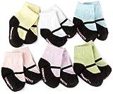【TRUMPETTE】Baby Socks MARYJANES【トランペット】 ベビーソックス ギフトBOX メリージェーン