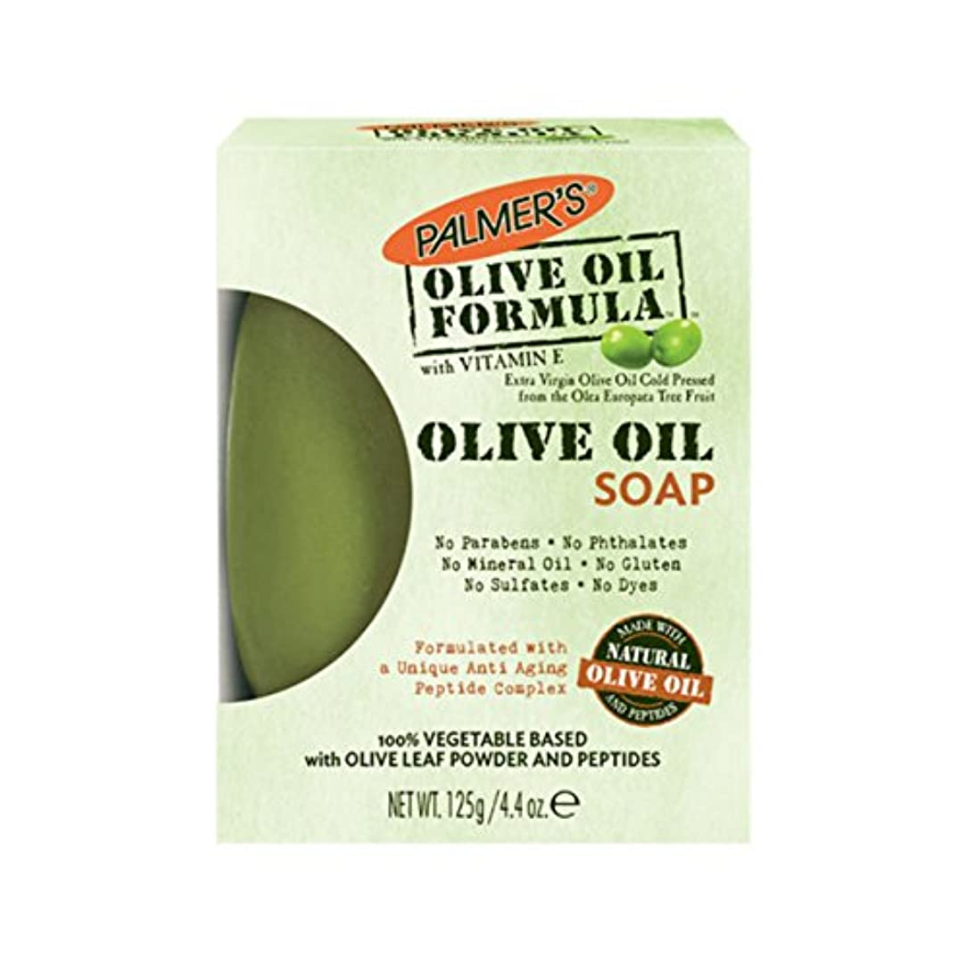 丈夫苦い受益者Palmer's Olive Butter Formula Bar Soap 100g