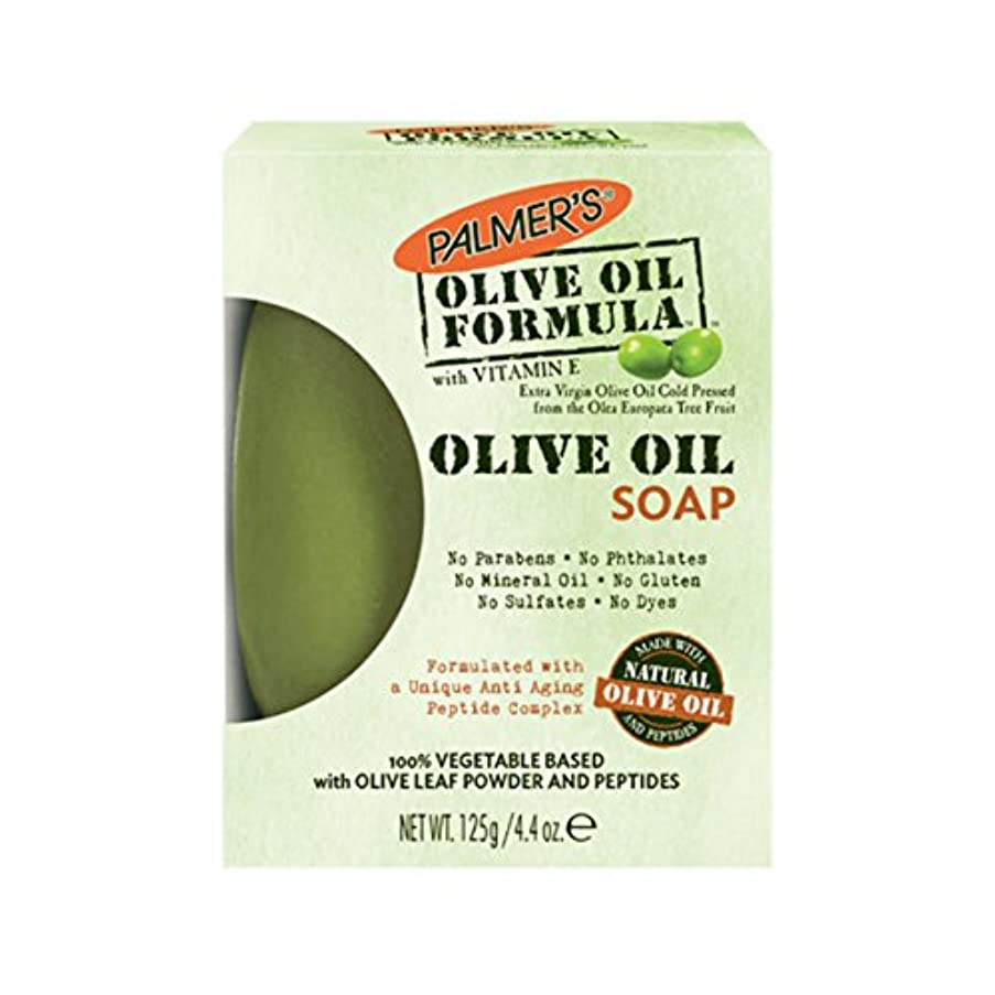 上に築きますクリックチャートPalmer's Olive Butter Formula Bar Soap 100g