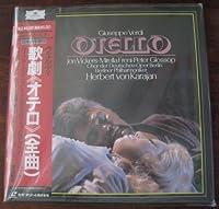 オテロ*歌劇 [Laser Disc]
