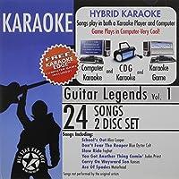 Karaoke: Guitar Legends / Vari