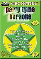 Party Tyme Karaoke: Girl Country 1 [DVD] [Import]