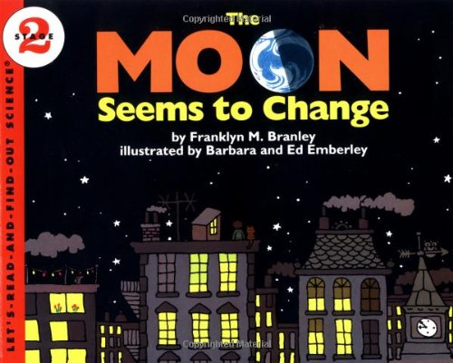 The Moon Seems to Change (Let's-Read-and-Find-Out Science 2)の詳細を見る