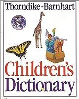 Thorndike-Barnhart Childrens Dictionary