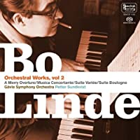 Orchestral Works 2 by B. Linde