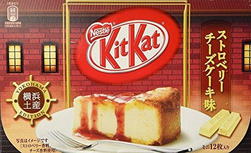 ネスレ日本 キットカット ミニ ストロベリーチーズケーキ 12枚 1箱